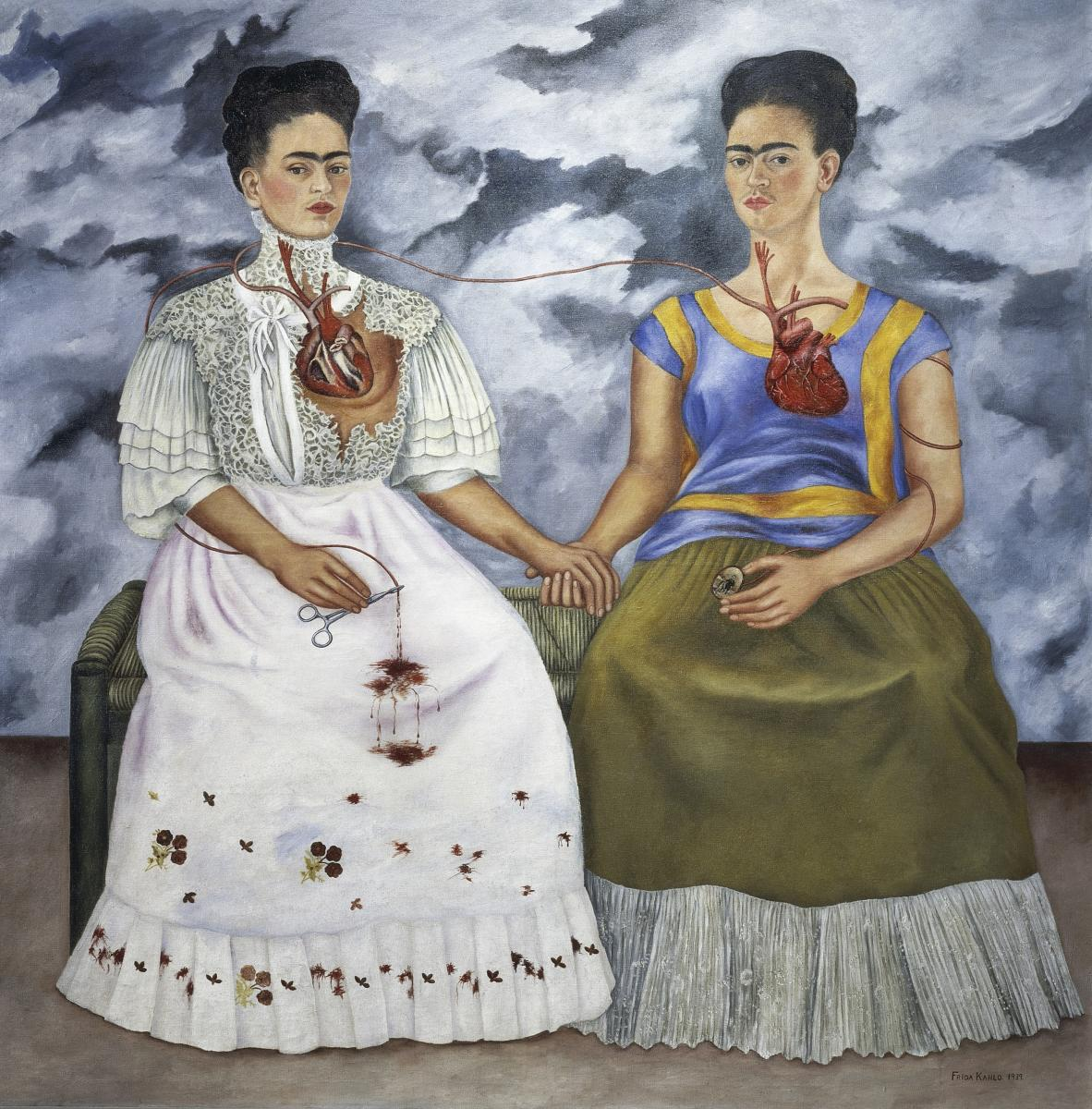 The Two Fridas, 1939