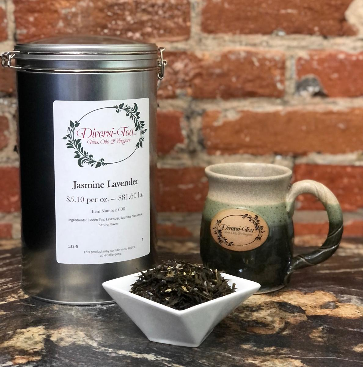 Diversi-Tea Jasmine Lavender