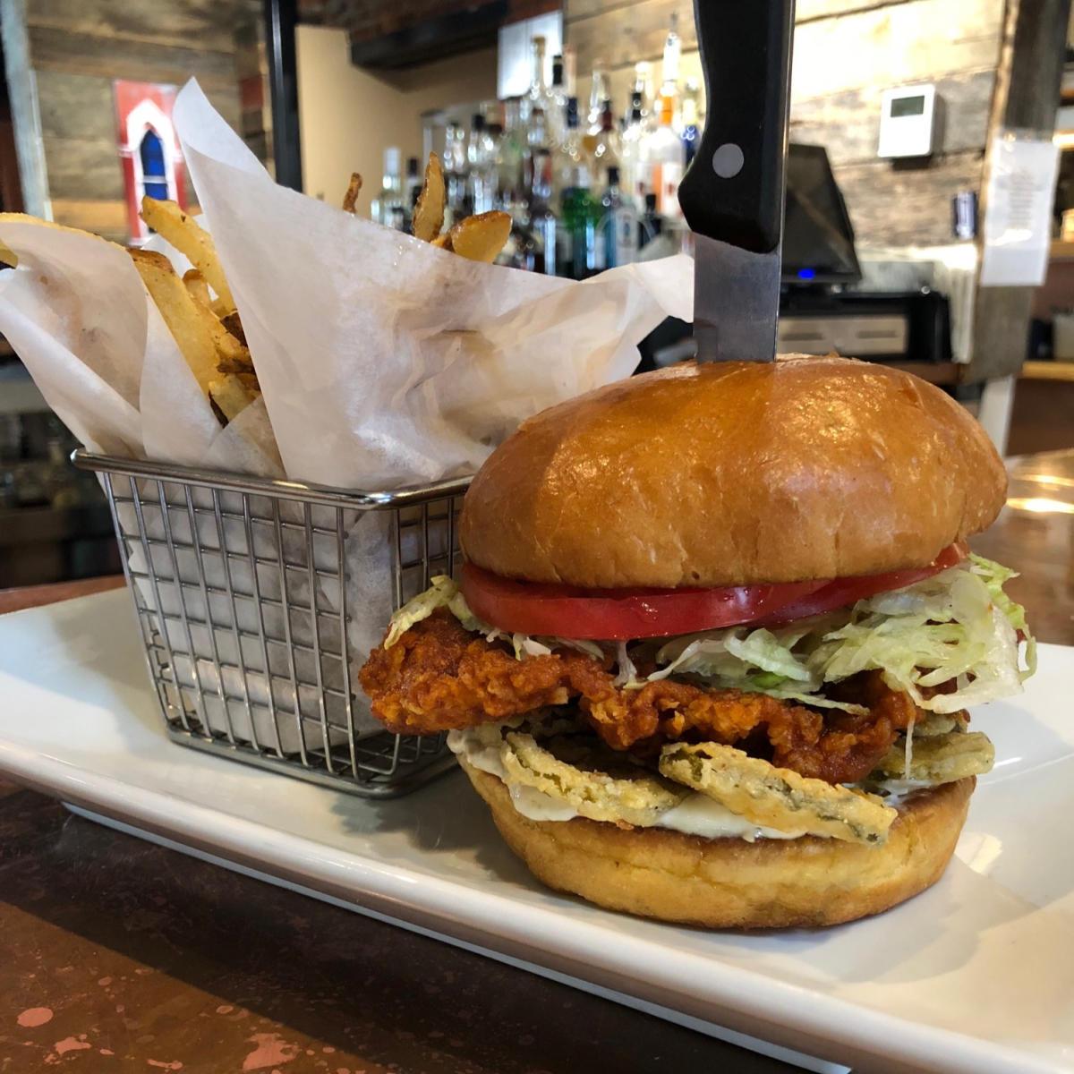The Stillery / Hot Chicken Sandwich blog crop