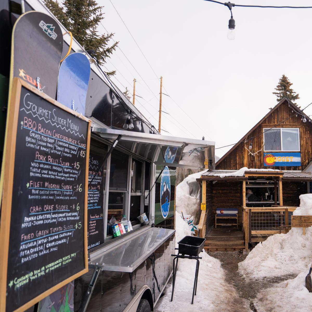 The Nugget Bar in Durango, CO