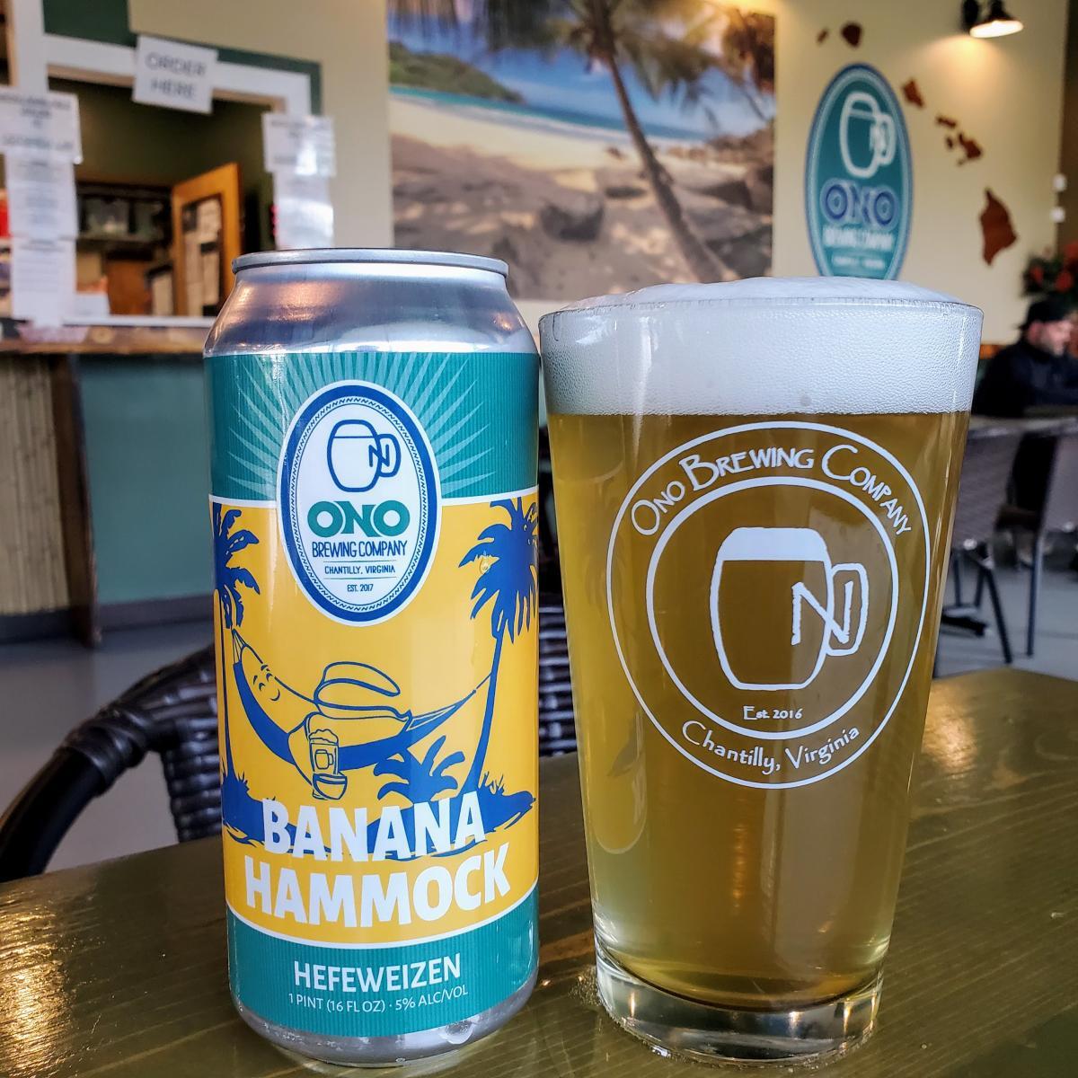 Banana Hammock - Ono Brewing Company