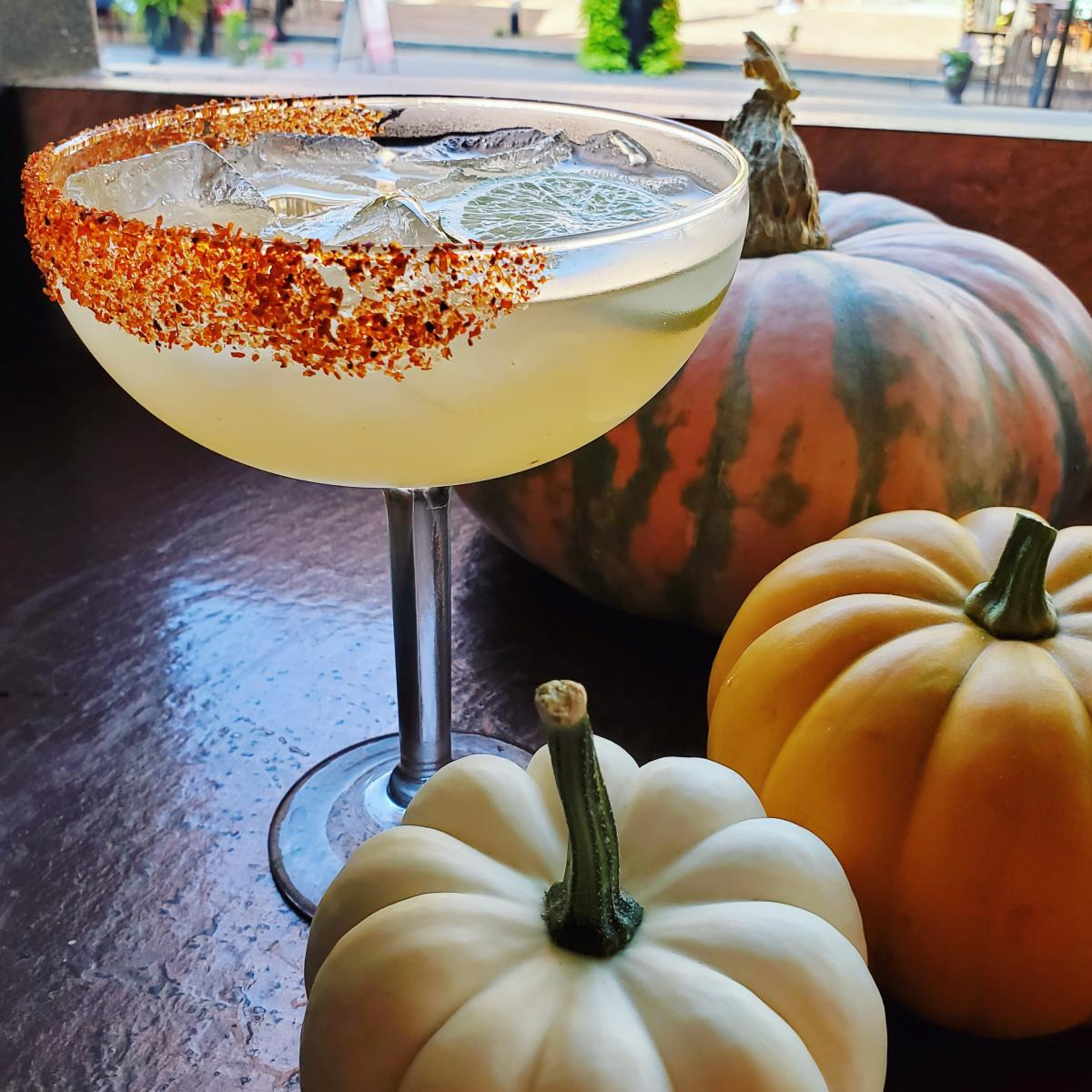 Urbano 116 - Pumpkin Margarita