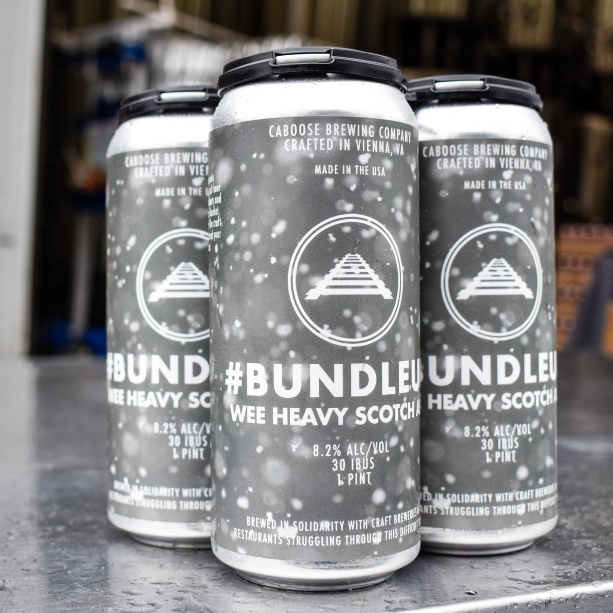 #bundleup Collaboration Beer