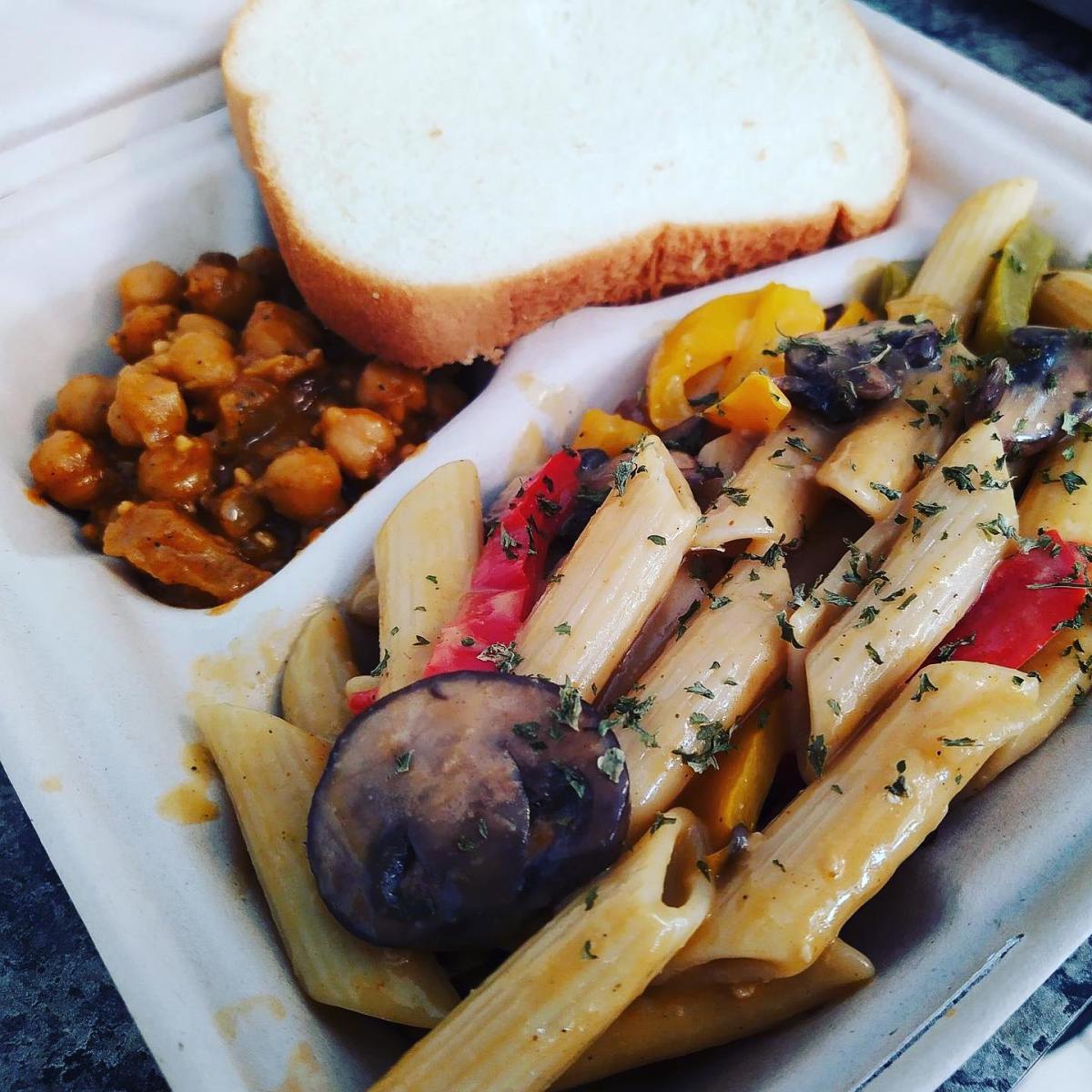 Vegan dish Northside Vegan