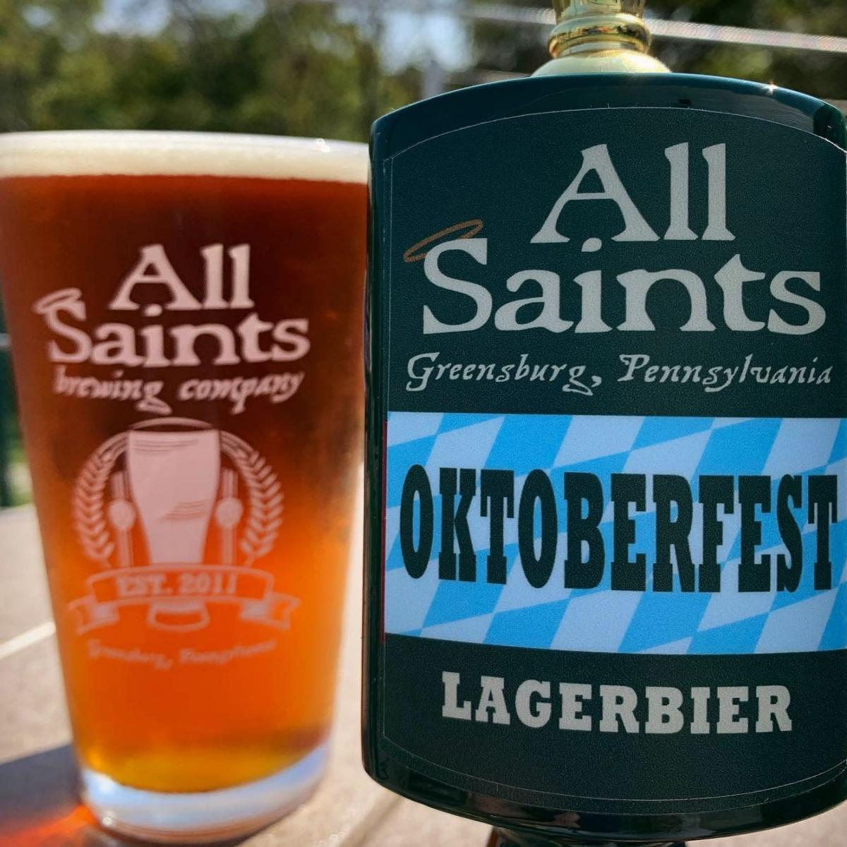 All Saints Oktoberfest Lagerbier