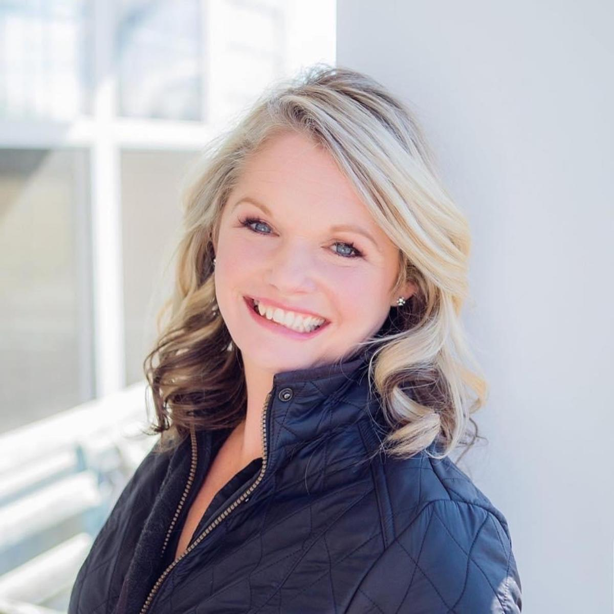 Colleen Gustavson is a real estate agent living in Purcellville.