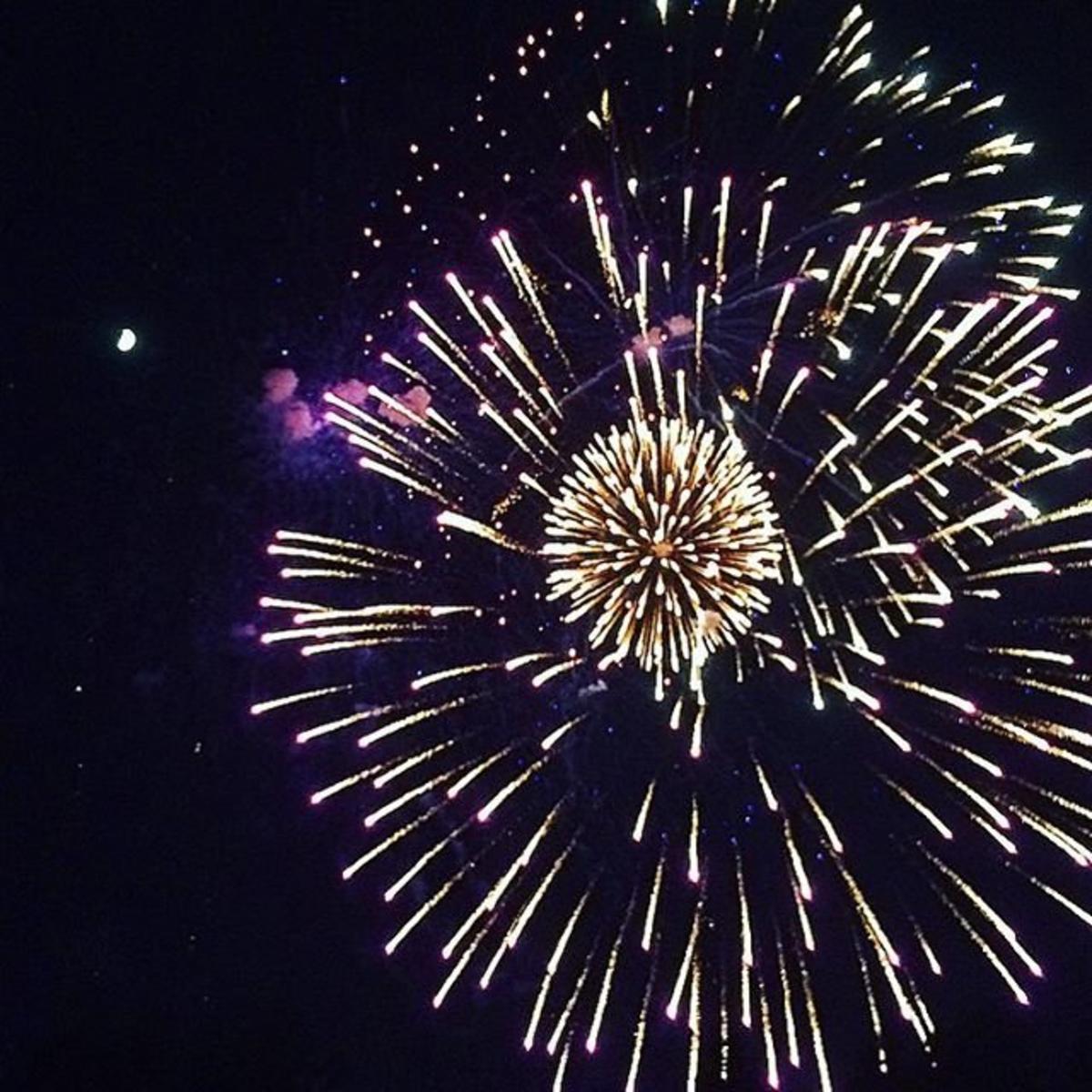 Ida Lee Fireworks