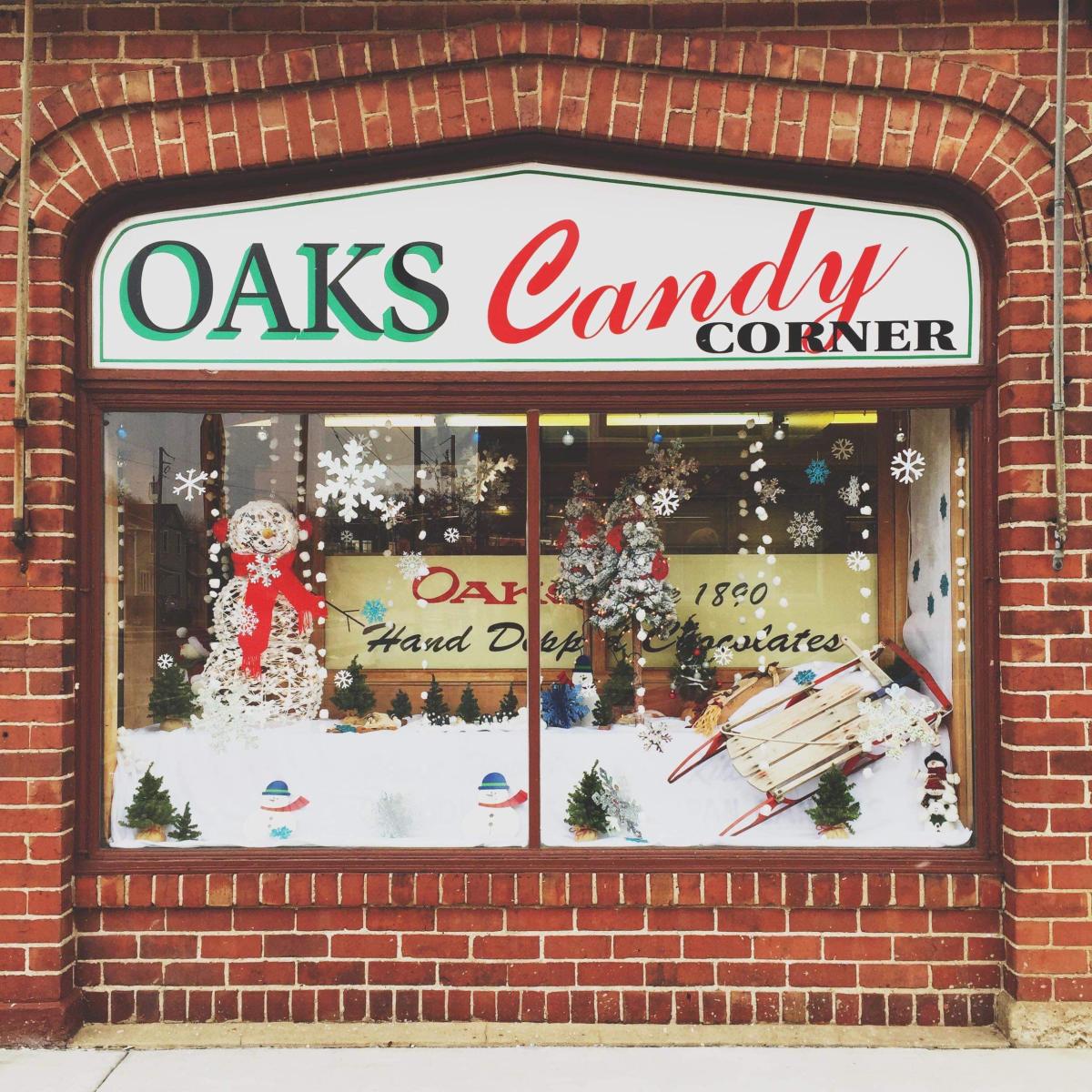 Oaks Candy