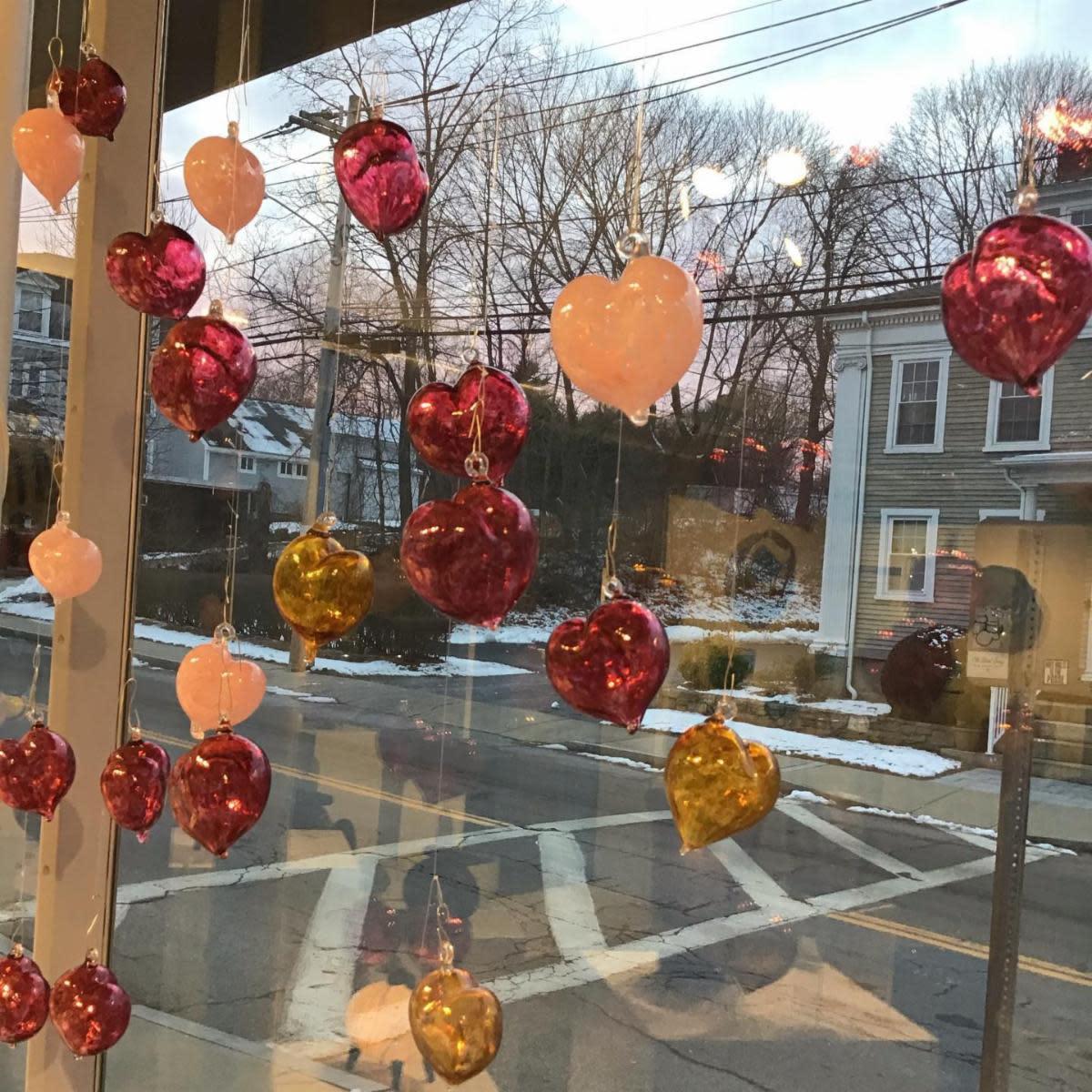 Glass Station Valentine's