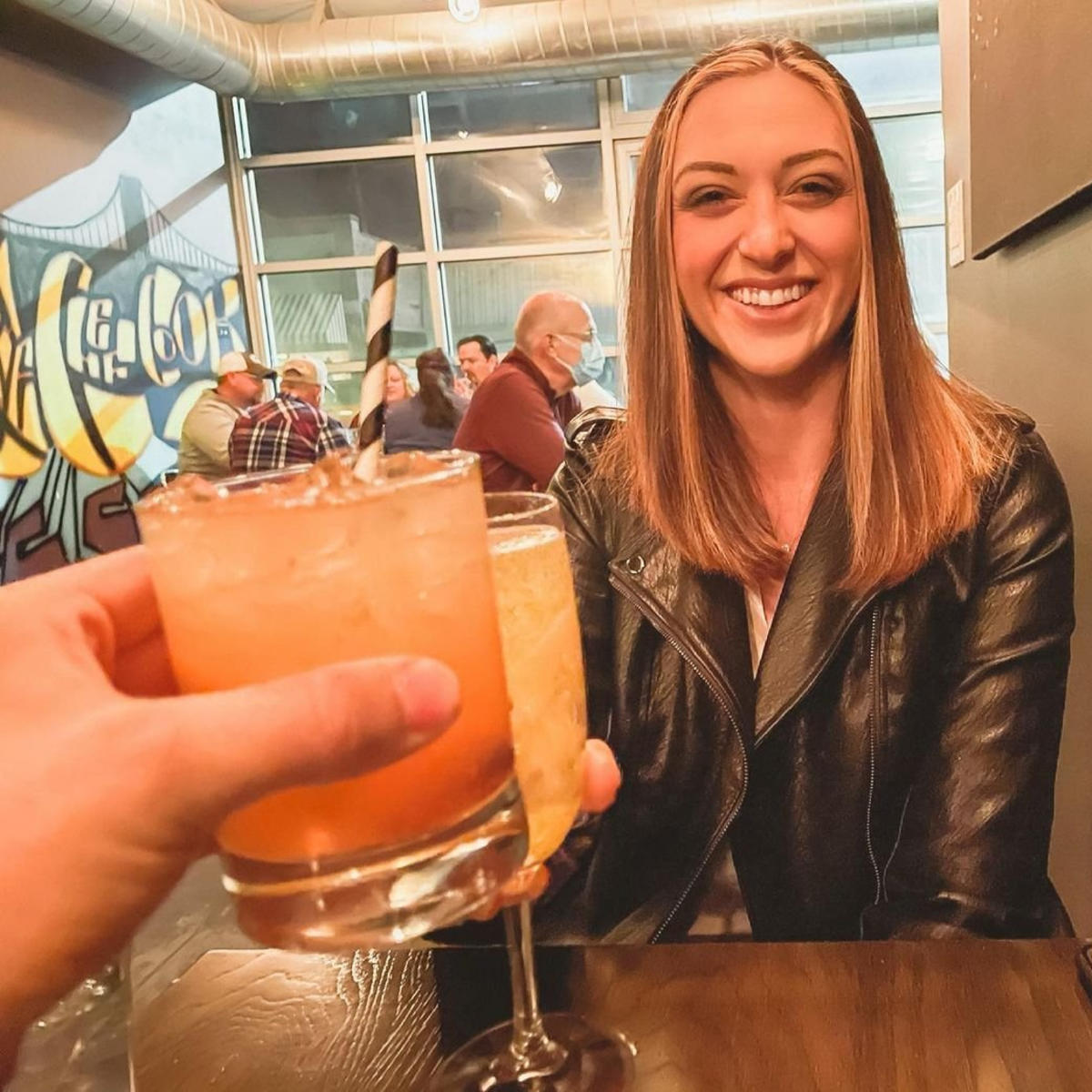 Cheers to a tasty evening at Father Fats in Downtown Stevens Point