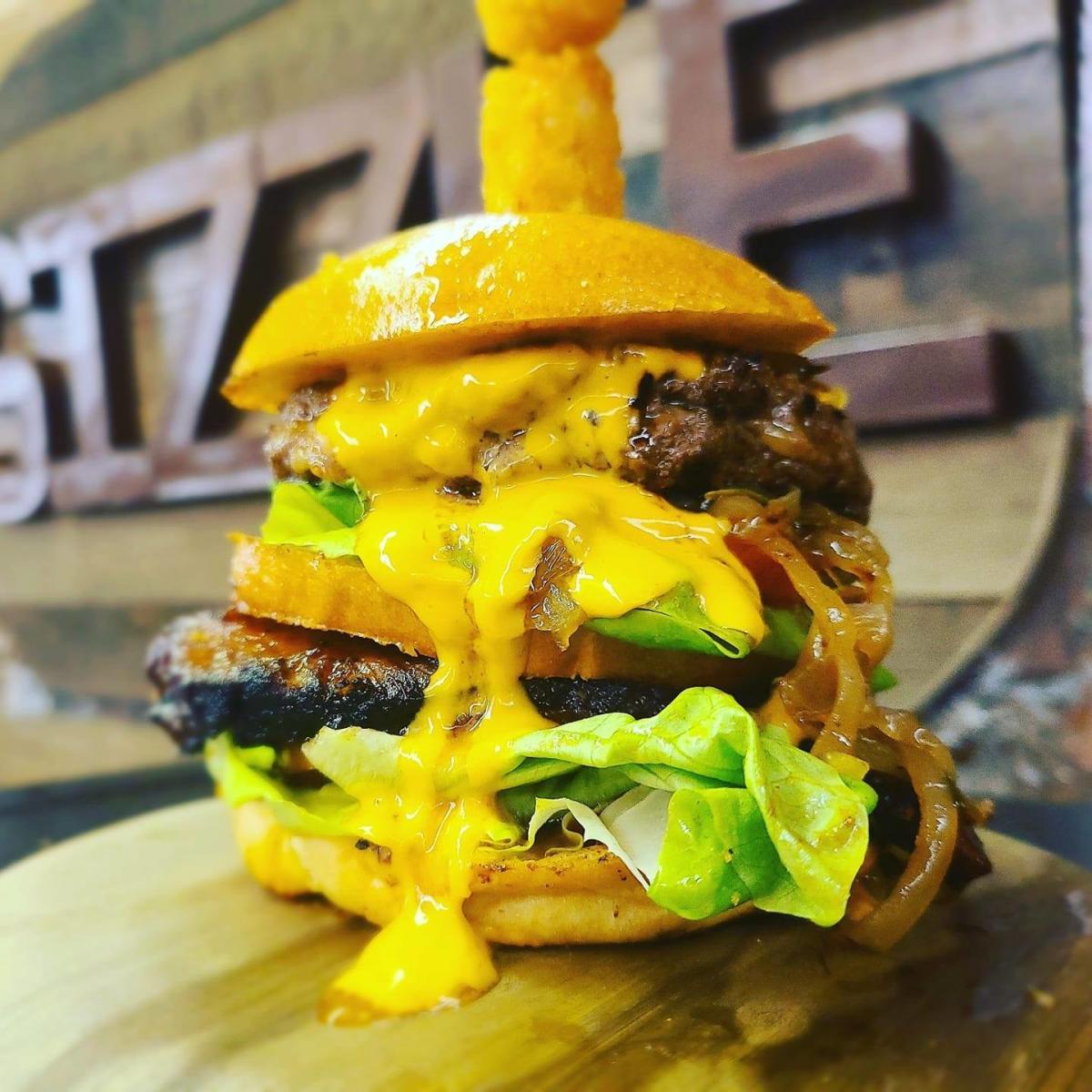 Sizzle Burger