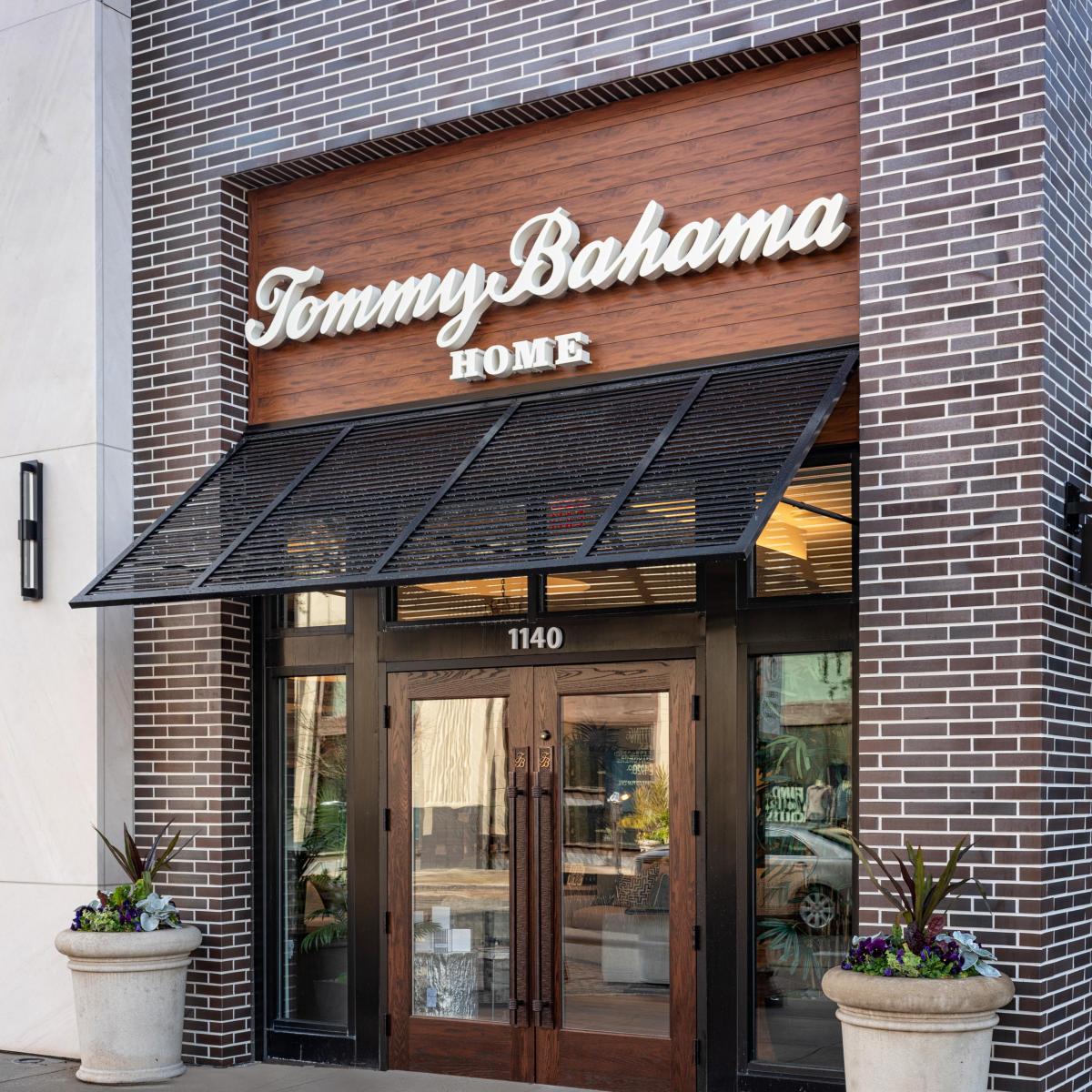 Tommy Bahama Storefront