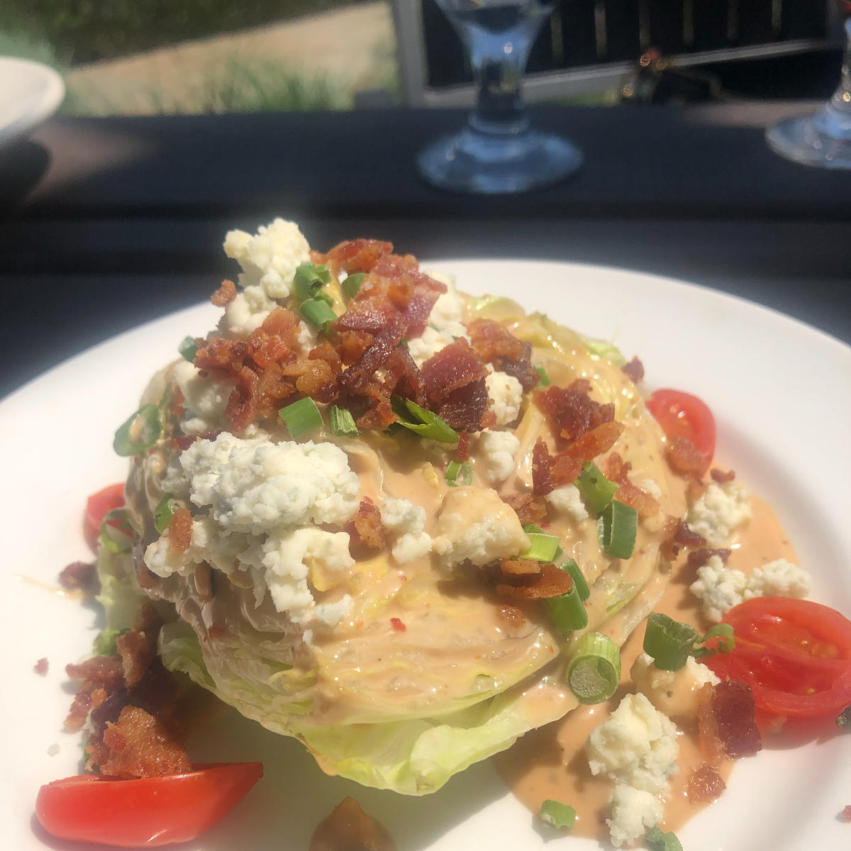 Wedge Salad at Local Pour