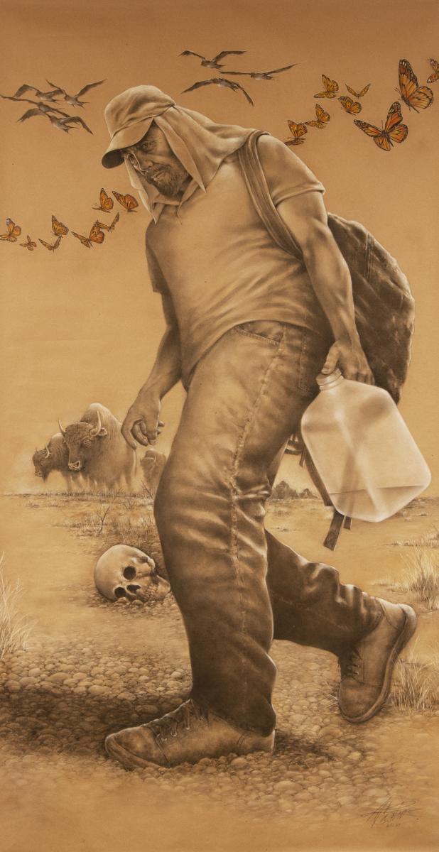 Icons& Symbols of theBorderland Exhibit in Carlsbad, New Mexico Magazine