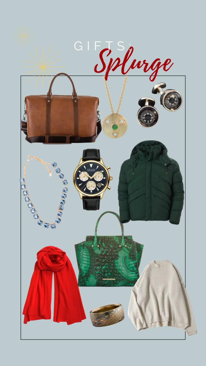 Gift Guide: Splurge