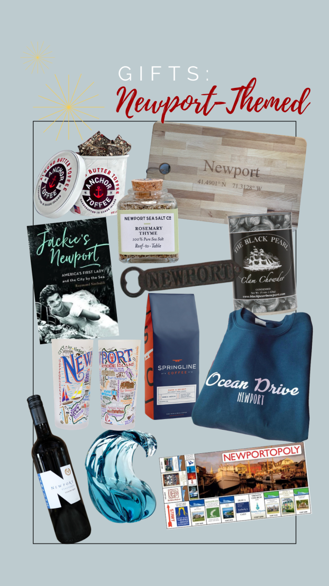 Gift Guide Newport-Themed