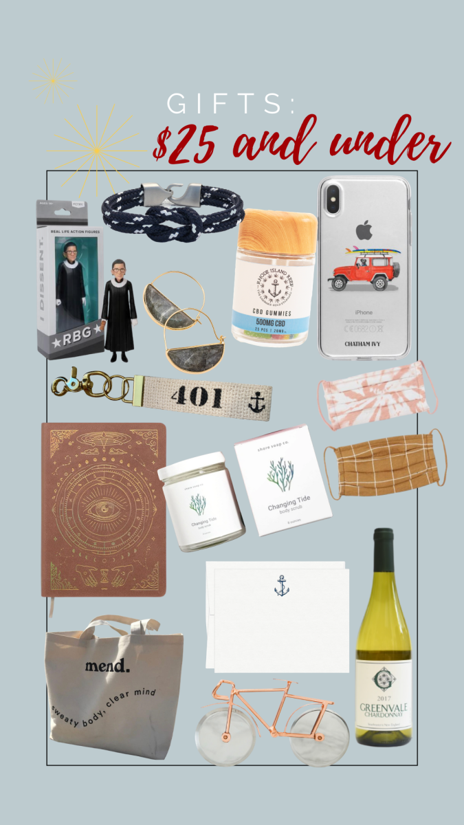 Gift Guide $25 and Under