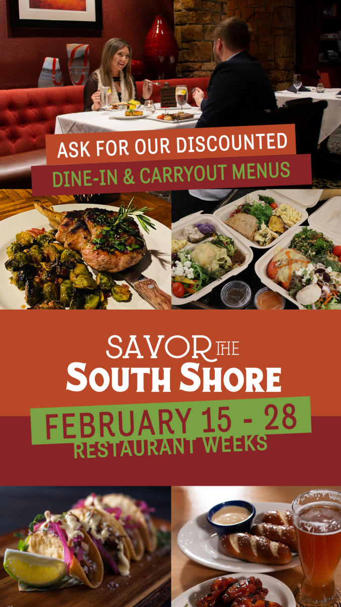 Savor the South Shore Social Media Story