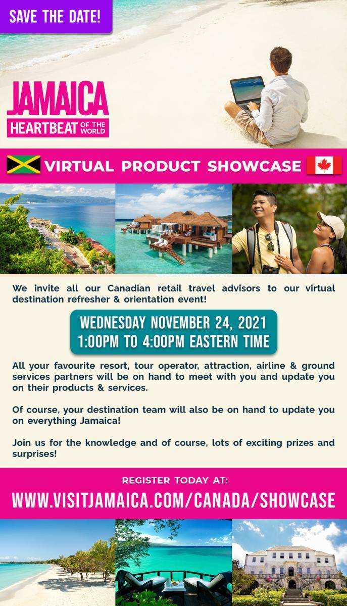 Canada Virtual Product Showcase