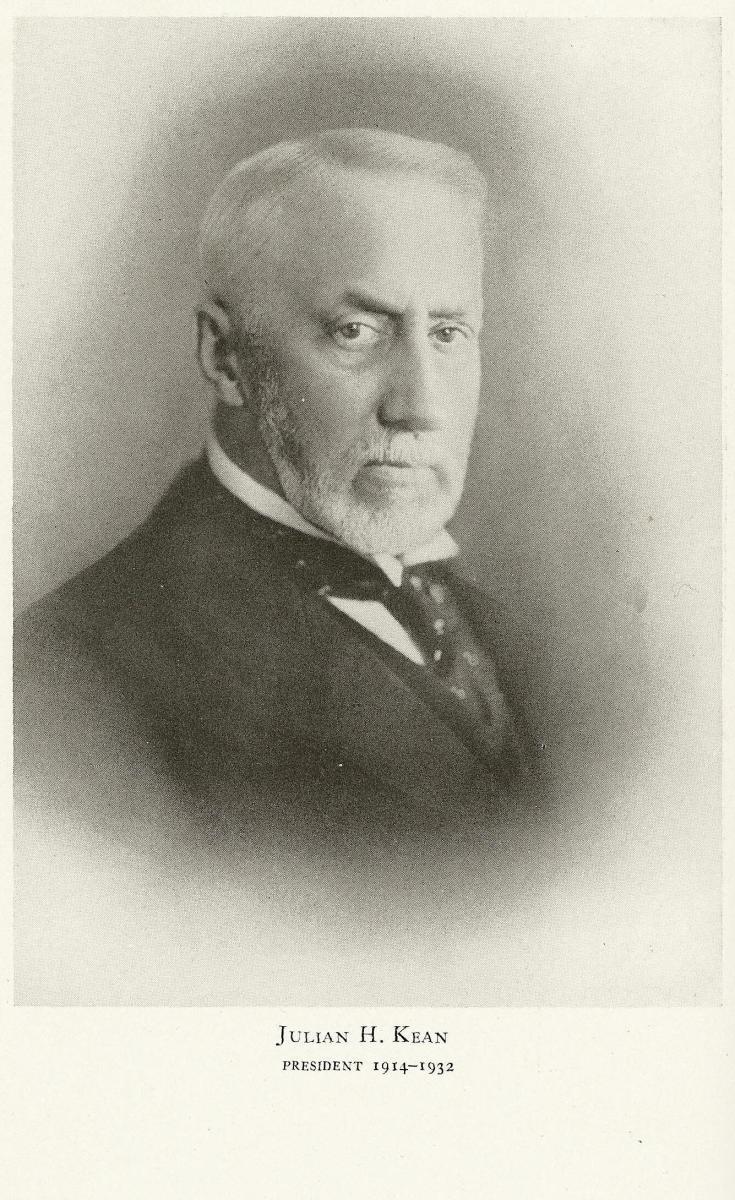 Julian H Kean