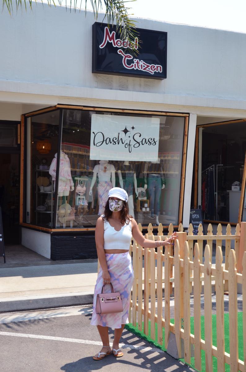 Dash of Sass in Huntington Beach