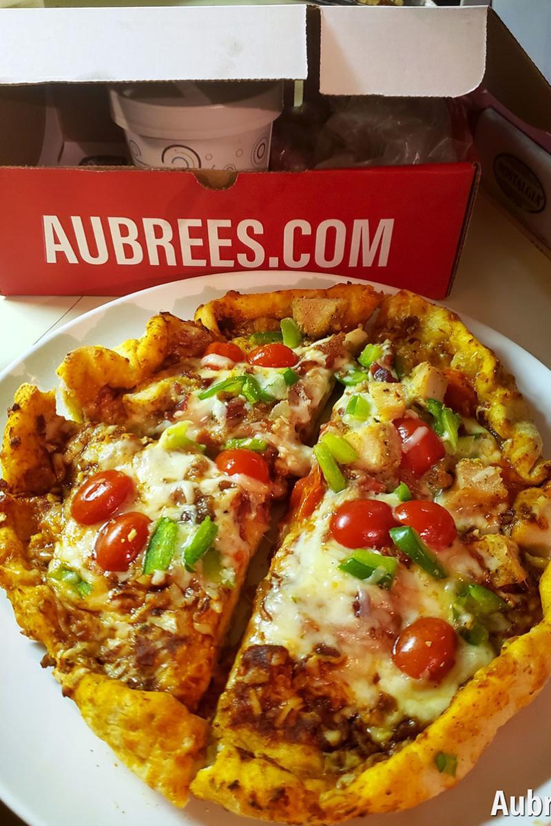 Aubree's make at home pizza kits