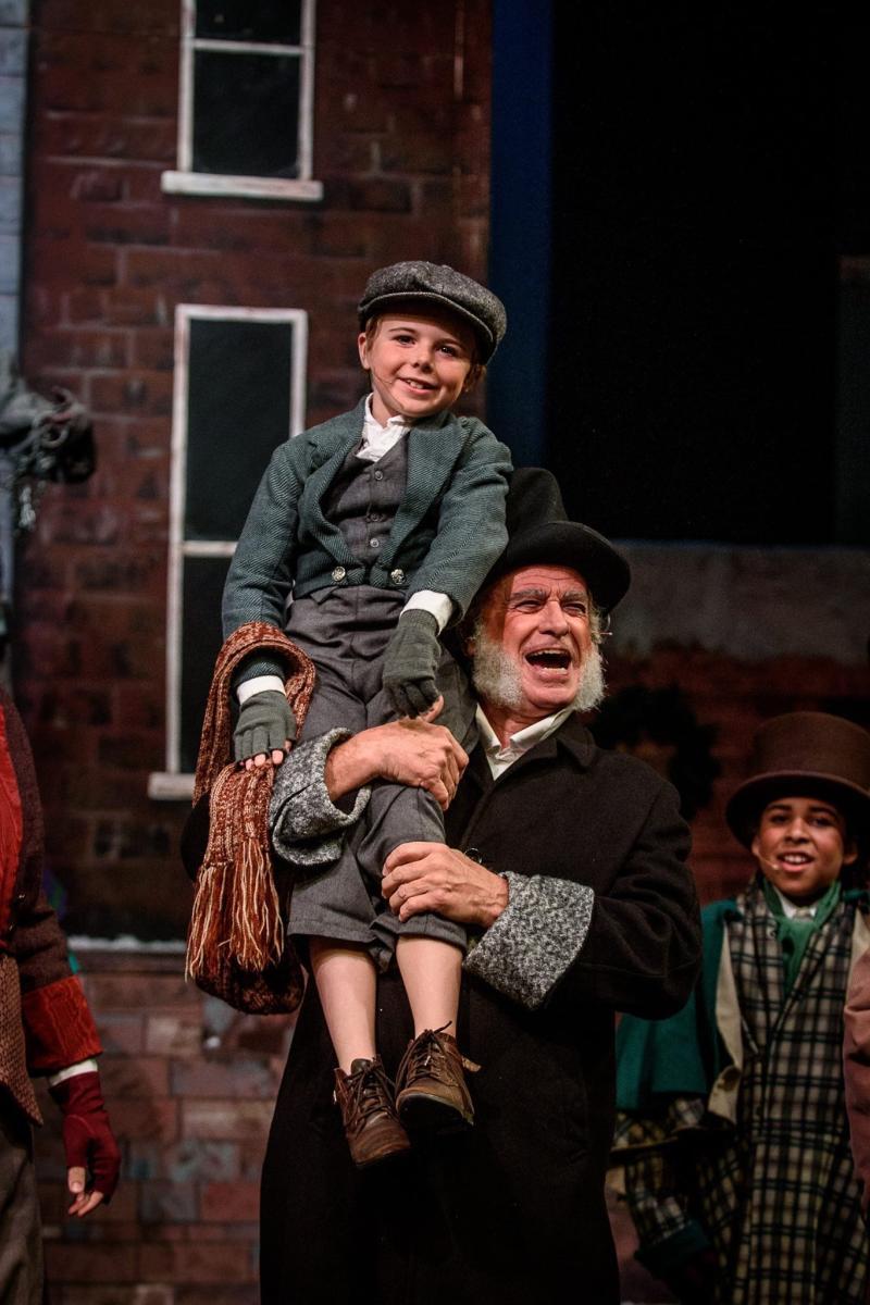 A Christmas Carol Fantasy Playhouse