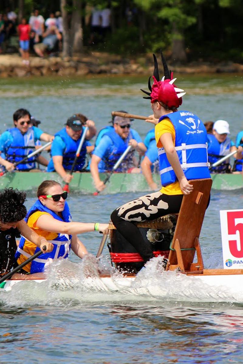 Charlotte Dragon Boat Race (vertical)