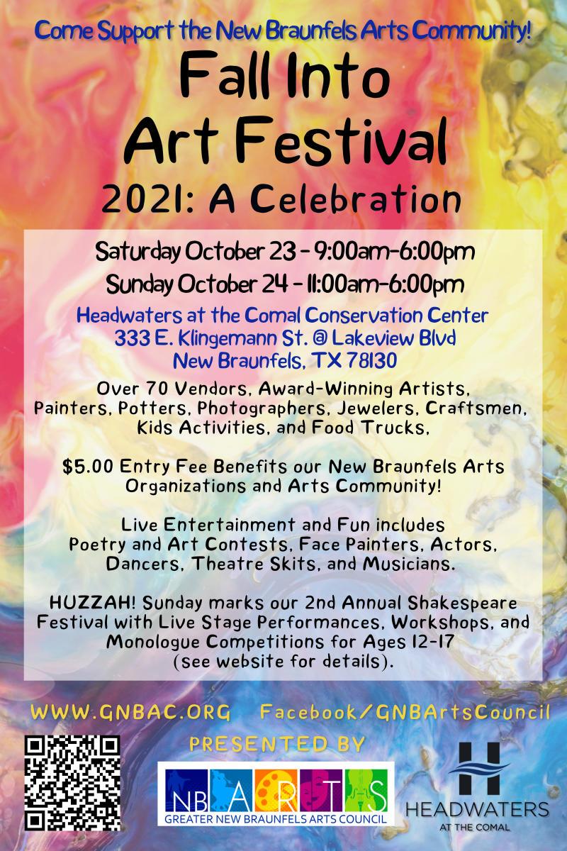 Fall Into Art Festival