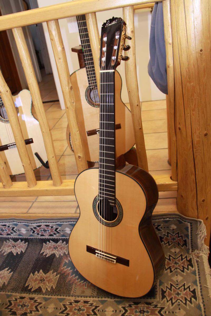 Pimentel Guitar