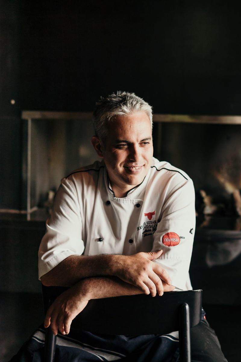 Joshua Harris - Jervois Steak House