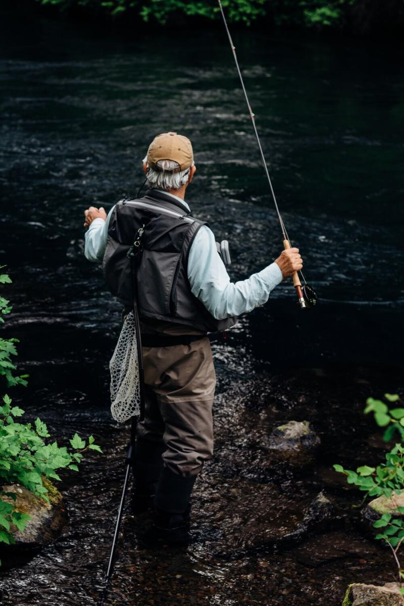 Fly Fishing & Brewery