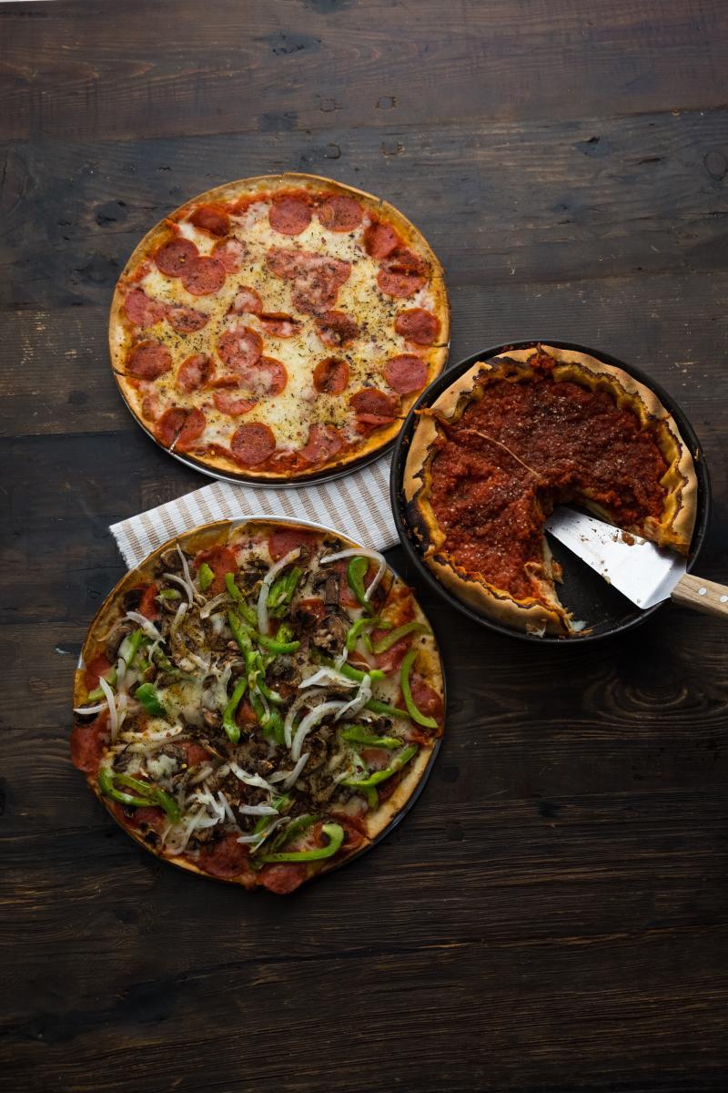 Cruisers Pizza & Bar in Huntington Beach