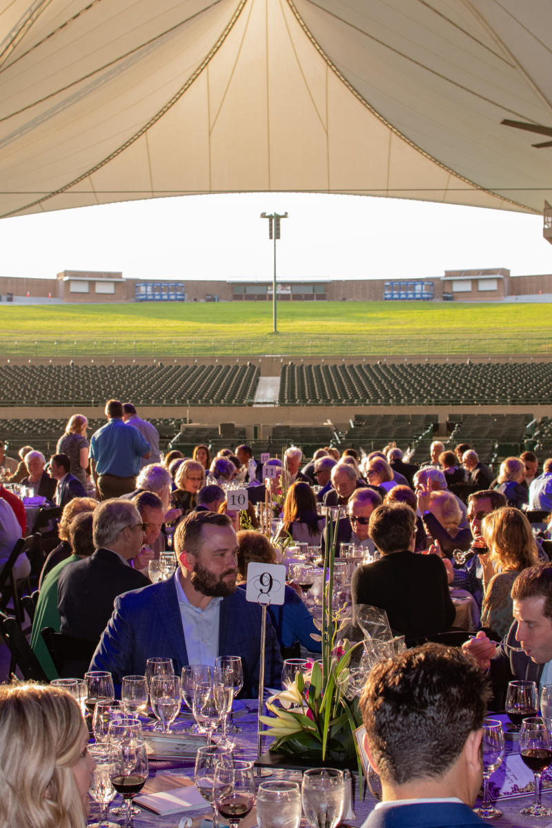 The Pavilion Annual Wine Dinner and Auction
