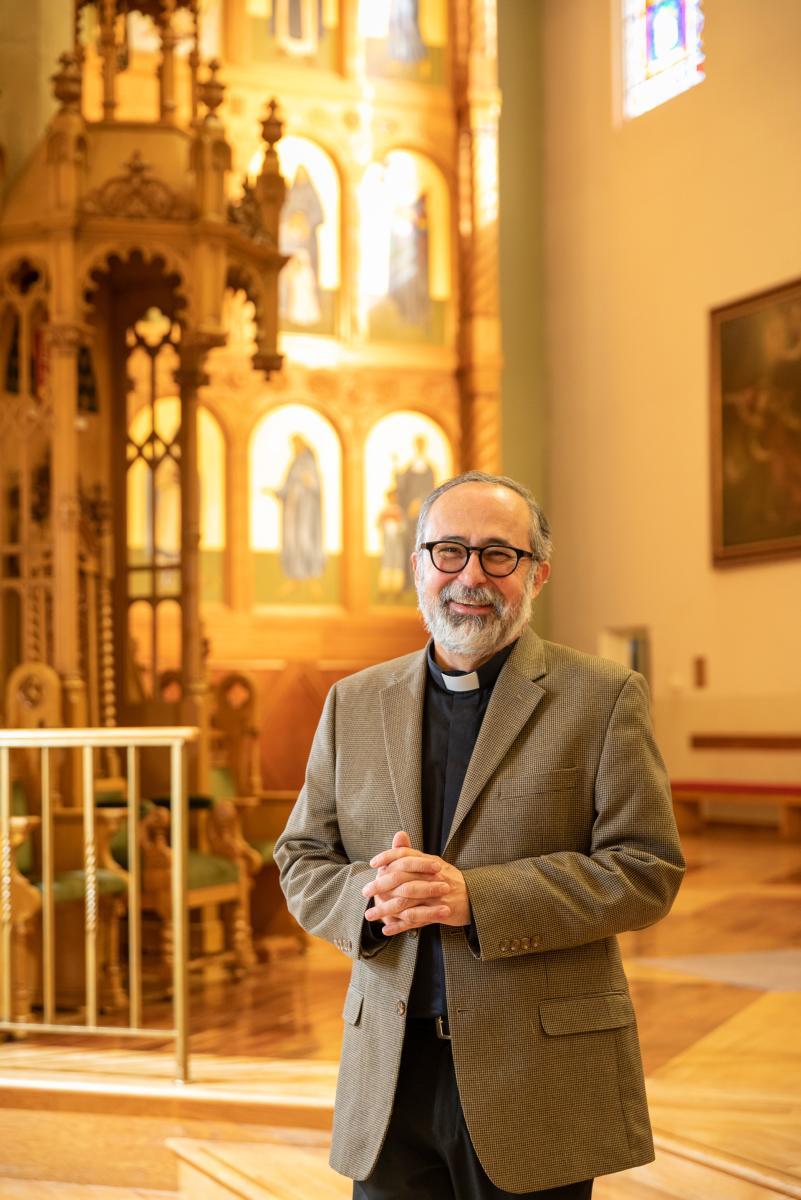 Reverend Timothy Martinez
