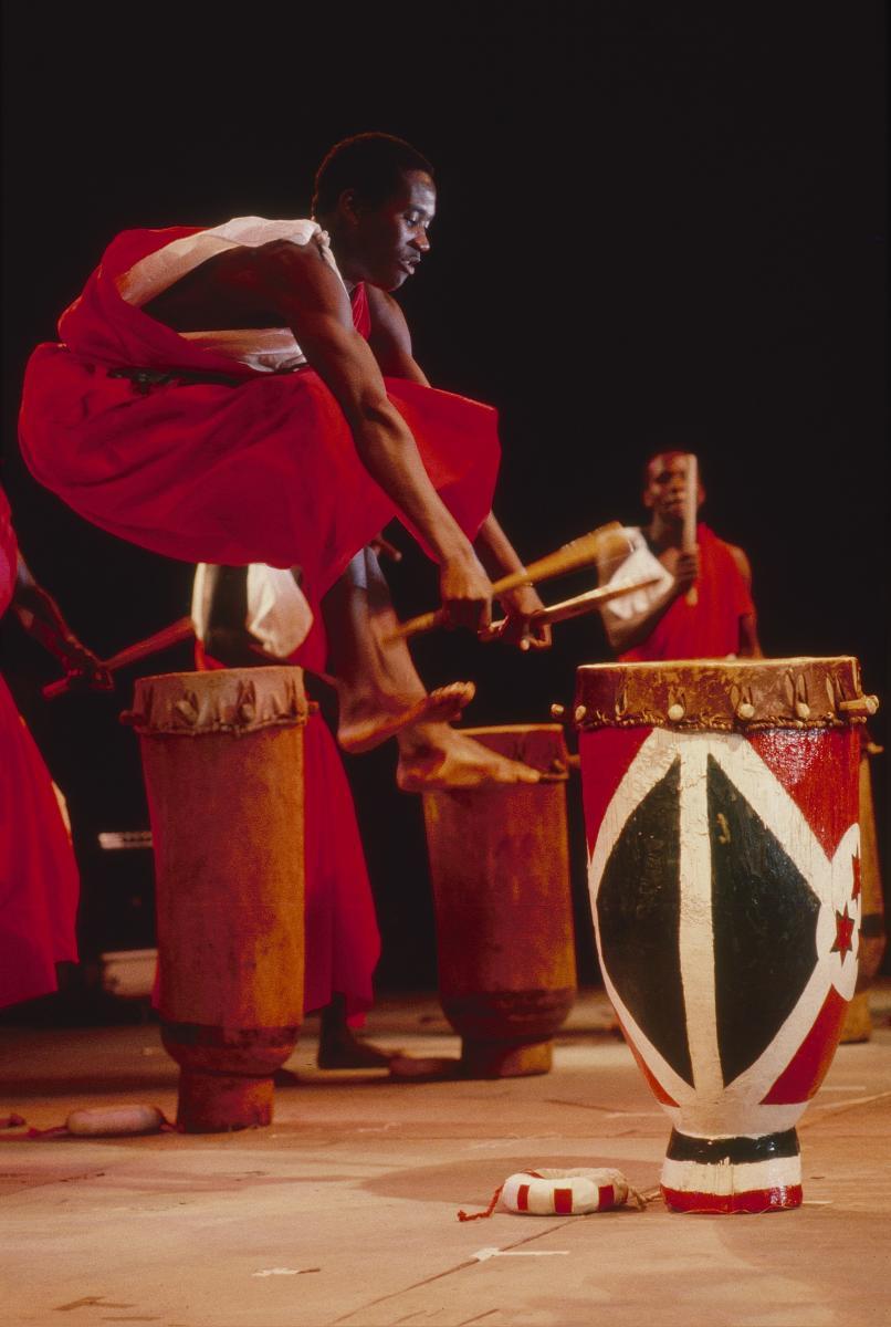 Burundi Master Drummers