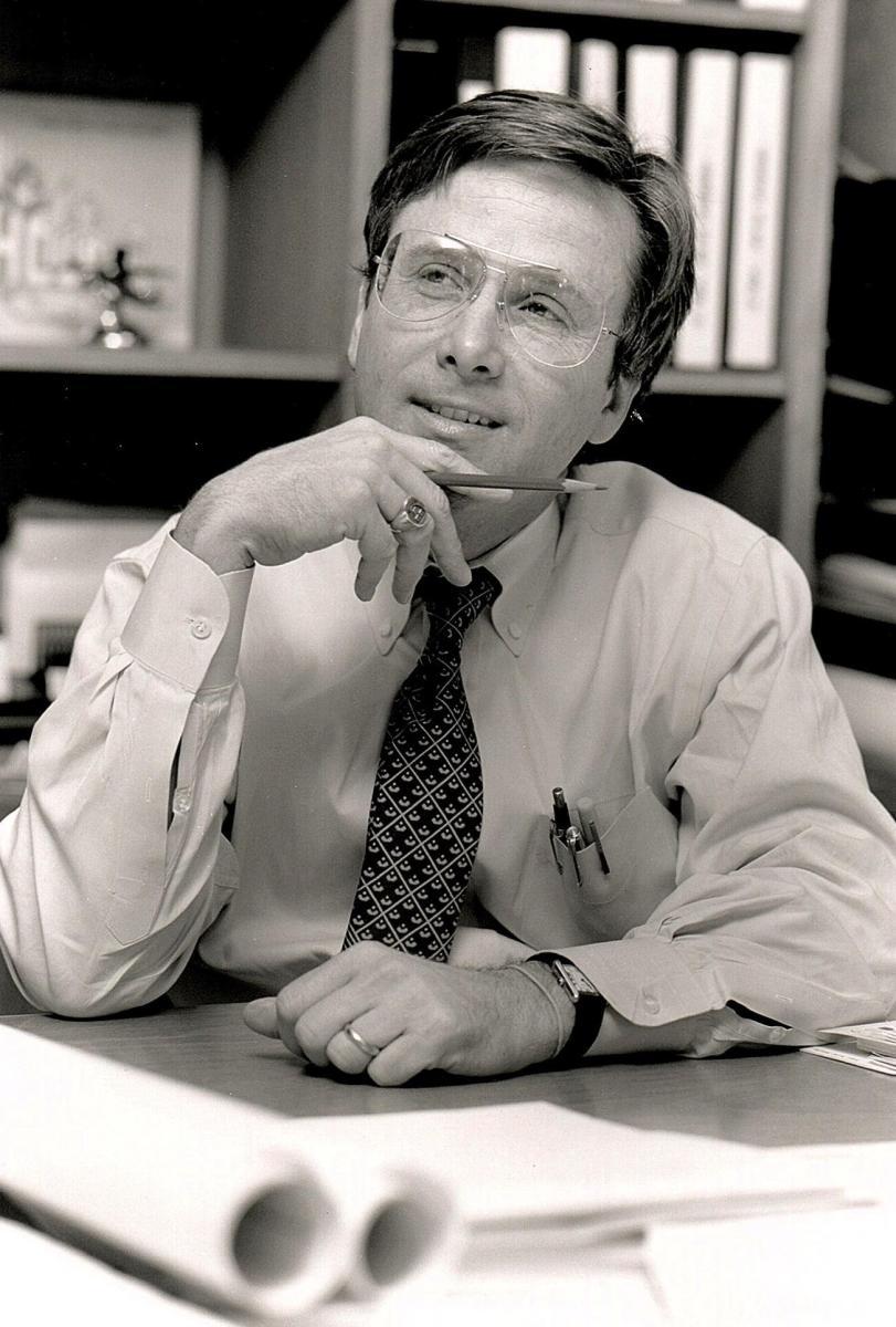 Robert Heineman, Vice President of Planning & Design