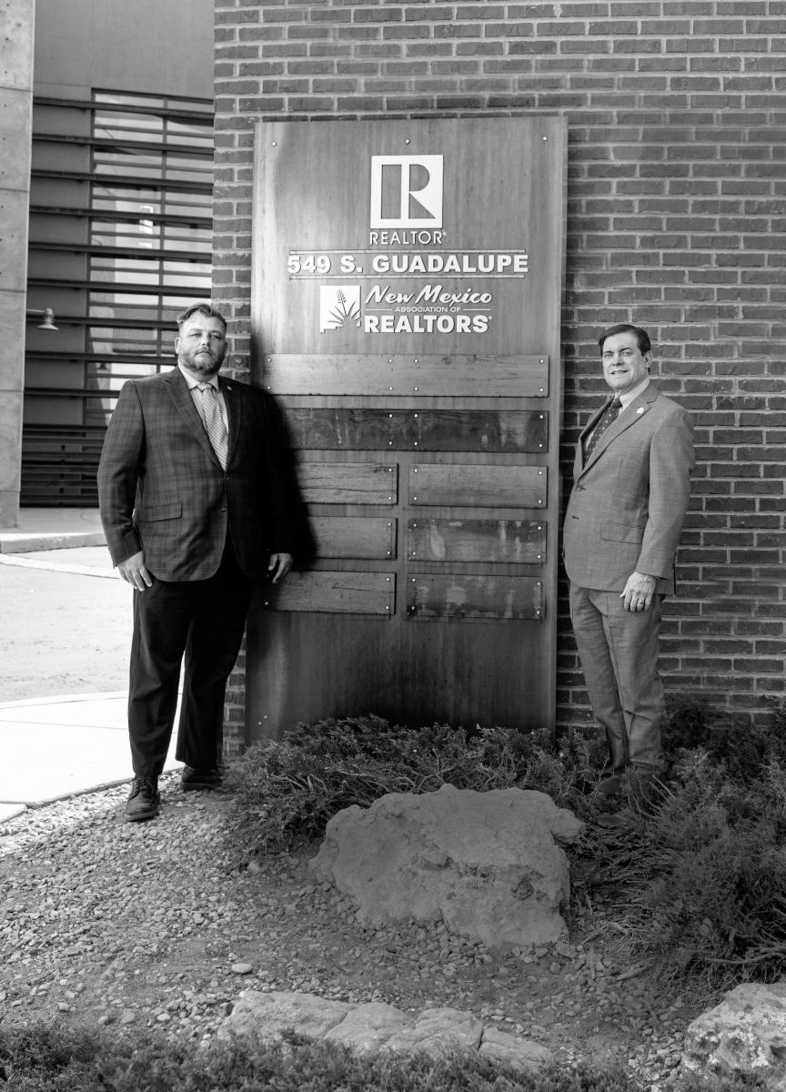 Faces of New Mexico: Real Estate