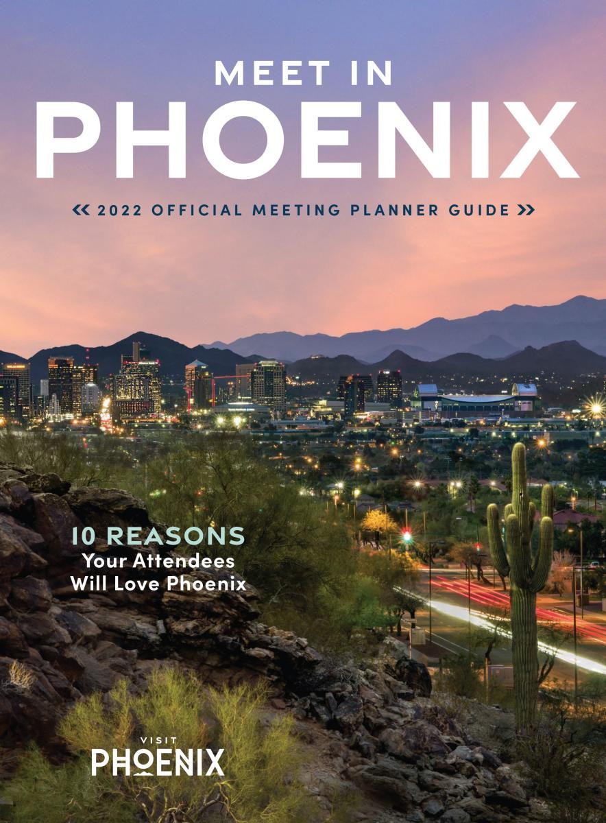 Meet Phoenix 2021 Cover