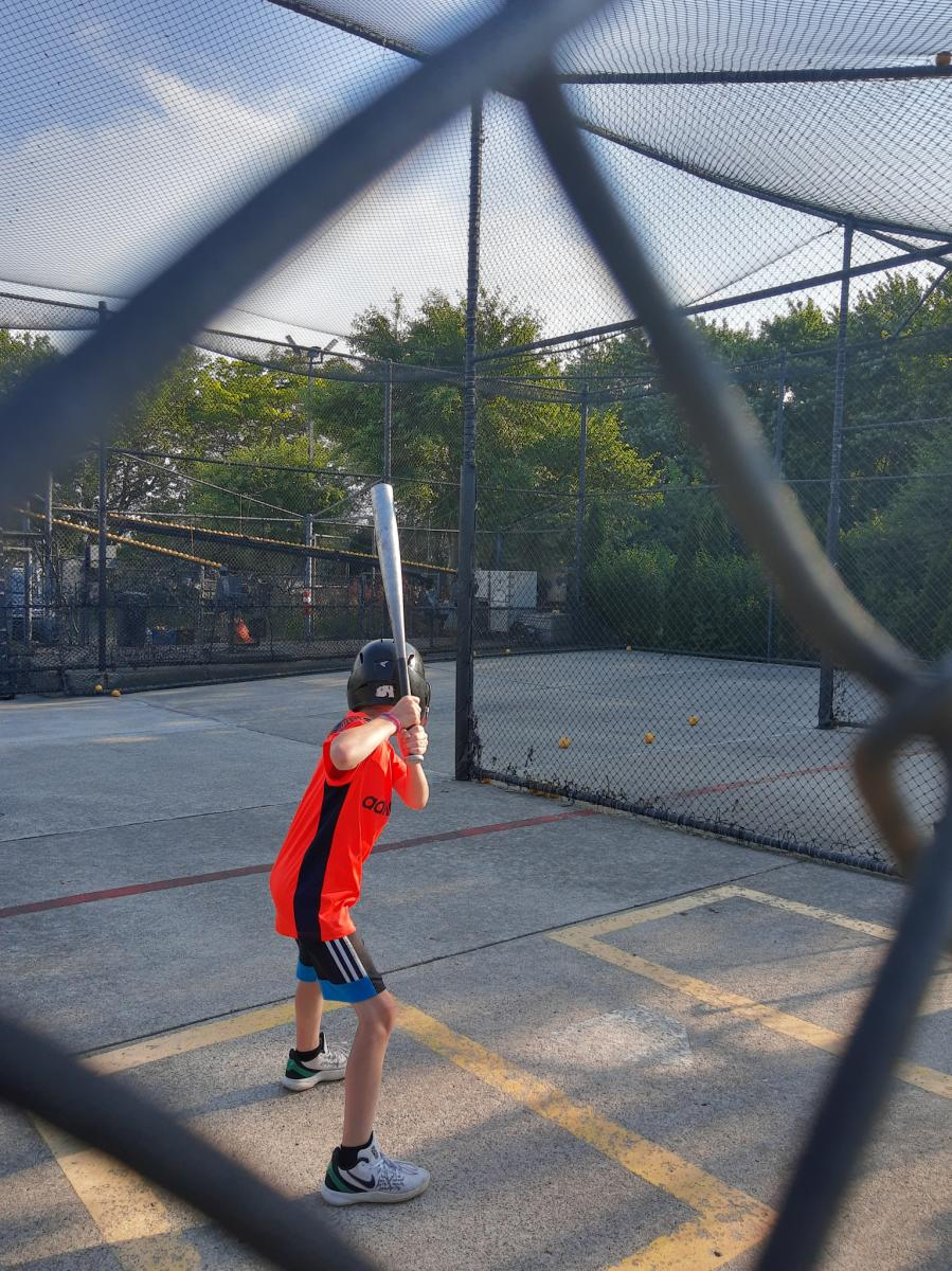 Yes Day in NWI - ZigE's batting cages