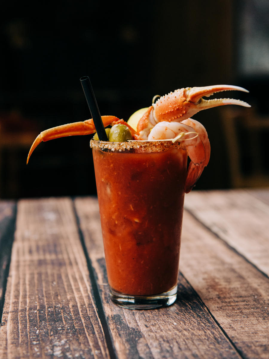 Smokin Fins - Fins Ultimate Bloody Mary
