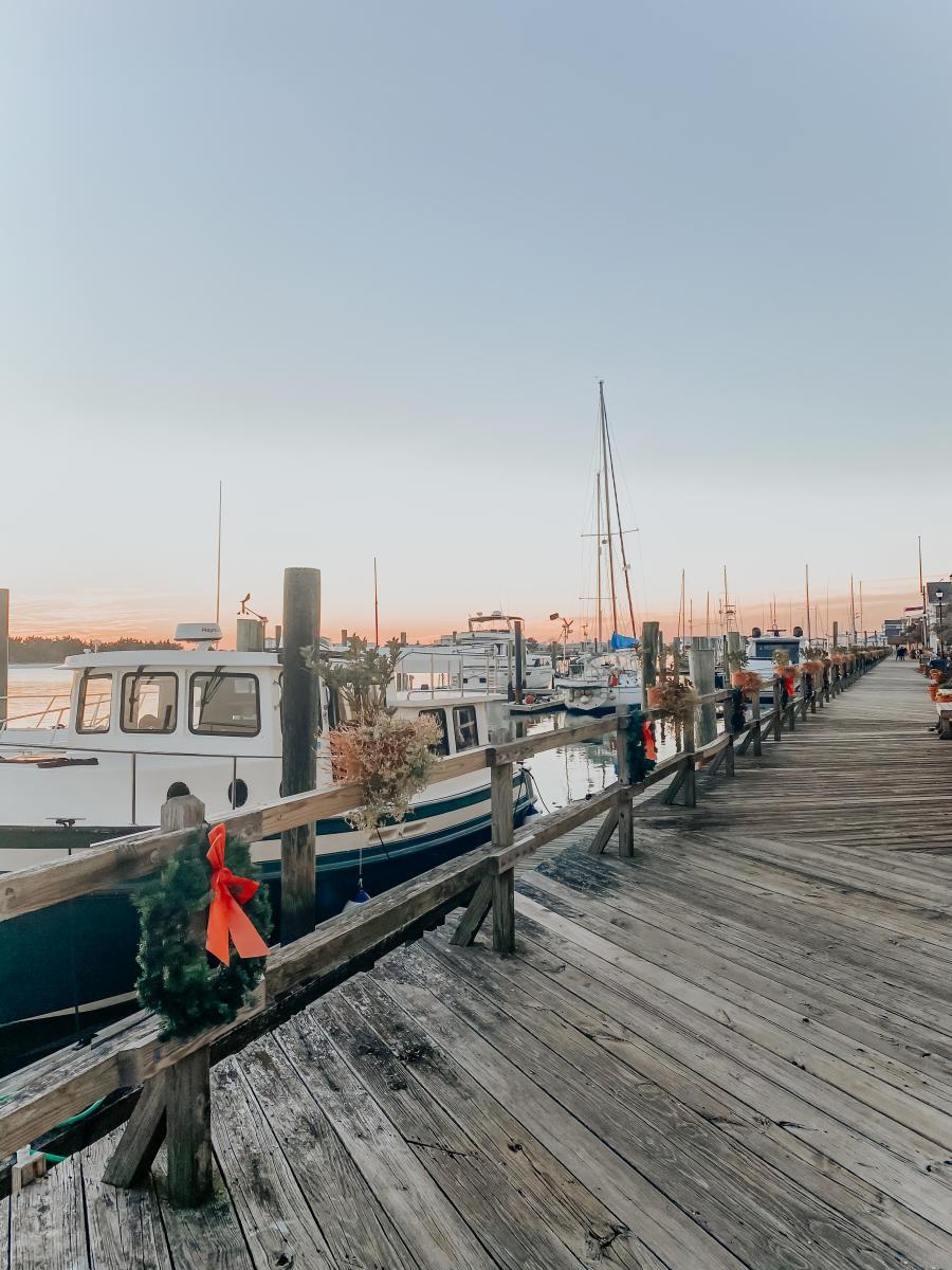 The Coastal Blonde Beaufort Waterfront