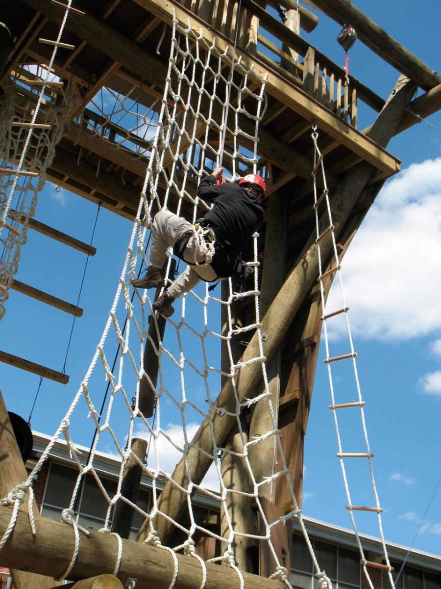Terrapin Adventure ladder