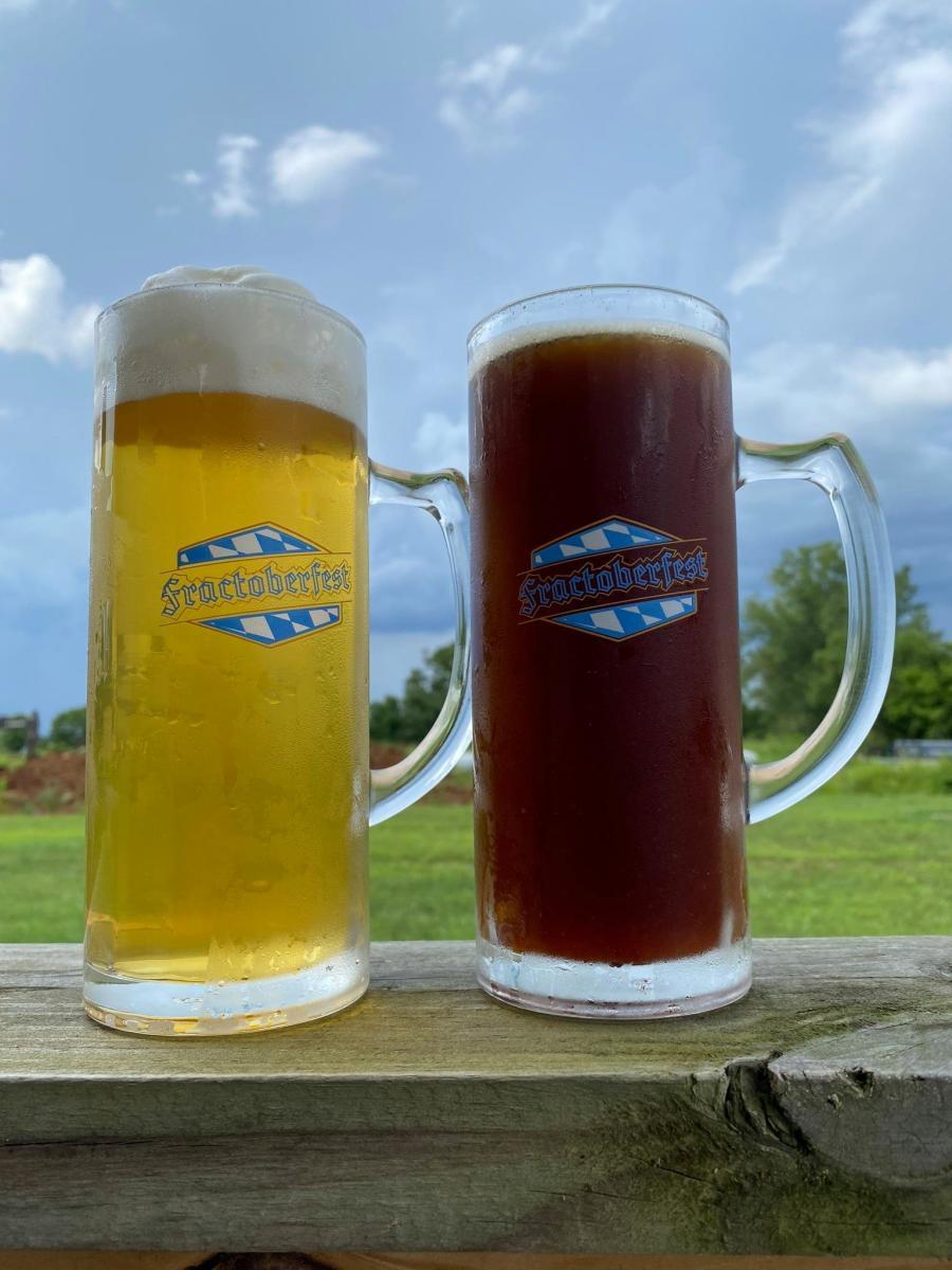 Fractal Brewing Oktoberfest