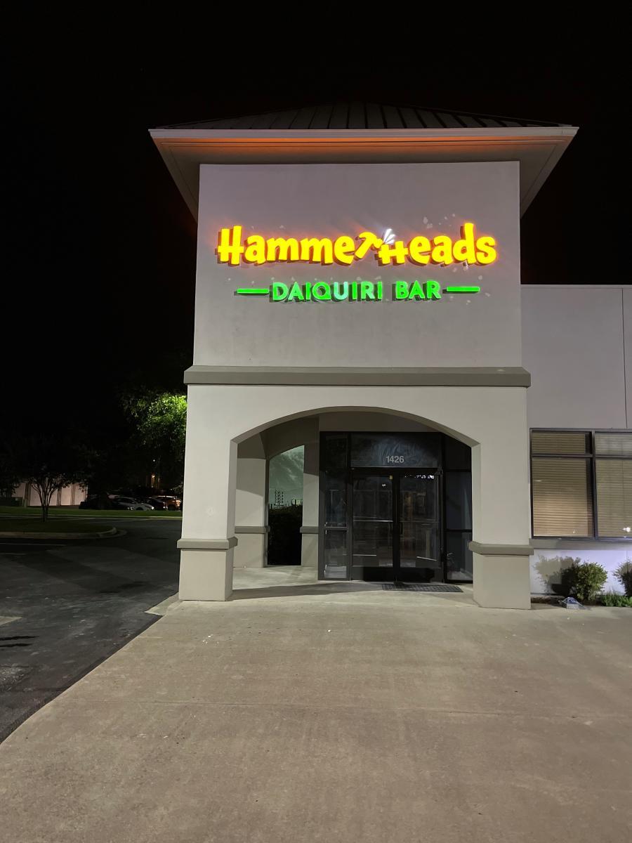 Hammerheads Daquari Bar