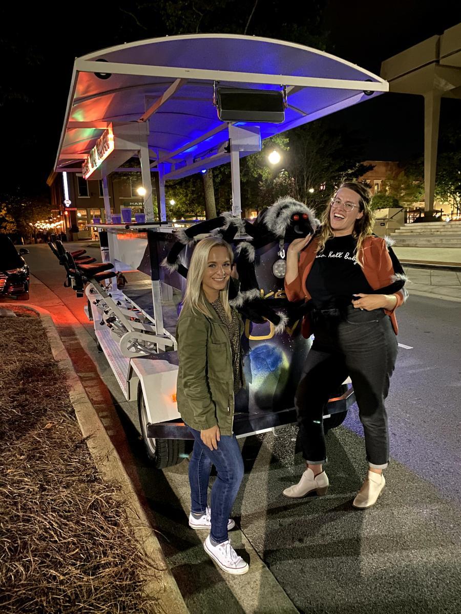 Rocket City Rover Boos Cruise