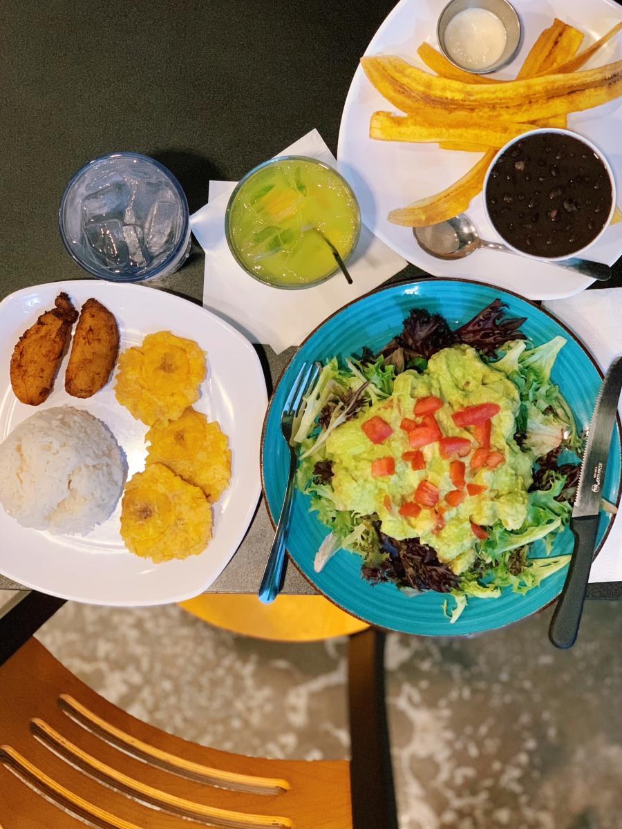 Cuban Cafe Vegan