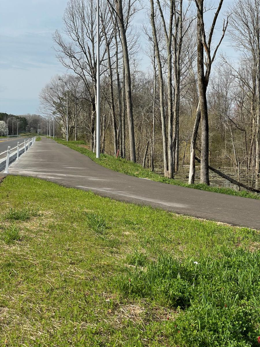 Singing River Trail Elgies Greenway SRT