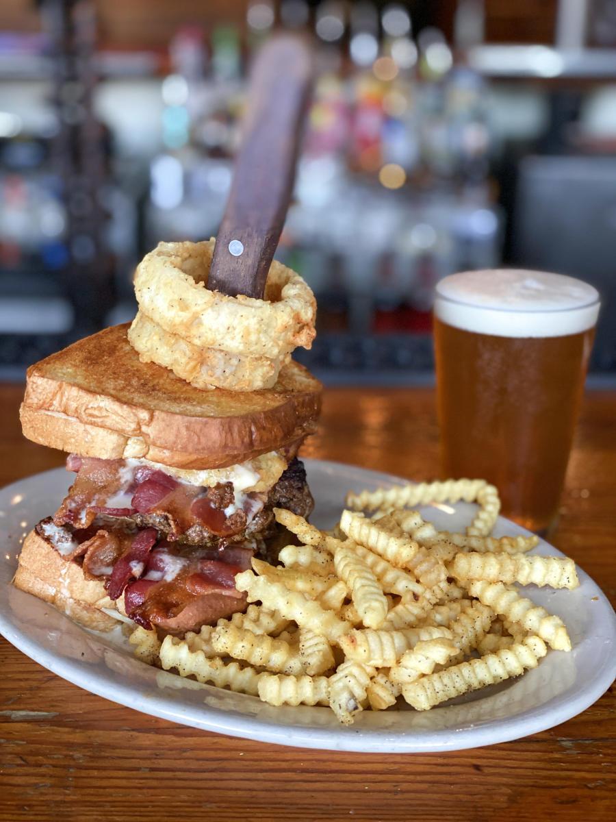 Buffington's Burger LSL