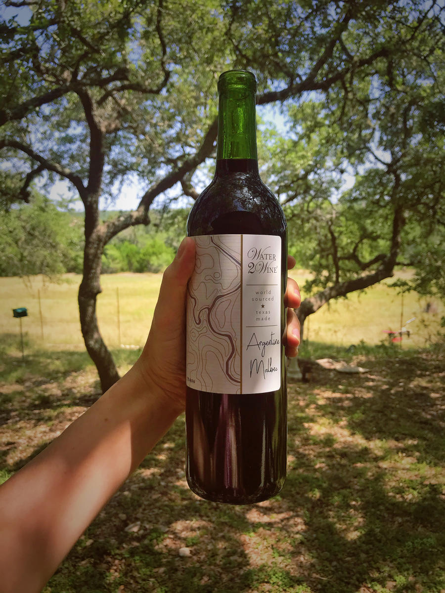 Water 2 Wine Custom Wine in Comal County, New Braunfels, Texas